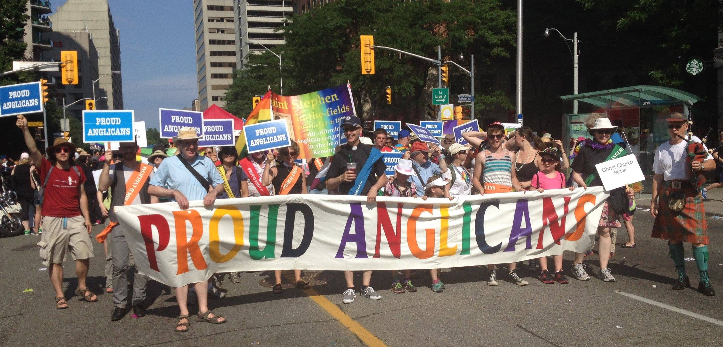 Proud Anglicans
