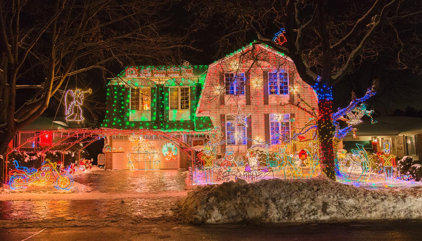 christmas lights - Pitman Christmas Lights